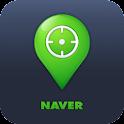 네이버 지도/교통 – Naver Map logo