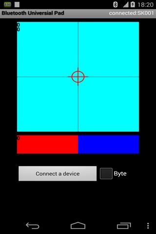 Bluetooth Universal Pad