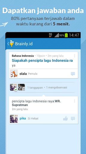 【免費教育App】Brainly.co.id-APP點子