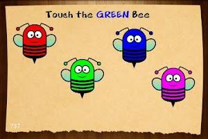 Screenshot of Tap The Bee