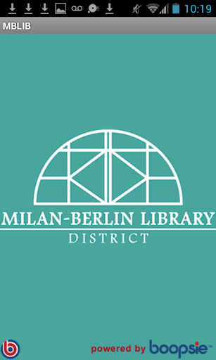 Milan-Berlin Library District