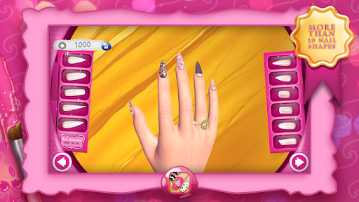 Nail Manicure Games For Girls 9.1 screenshots 3