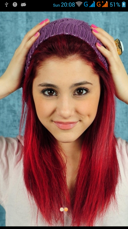 Ariana Grande HD - screenshot