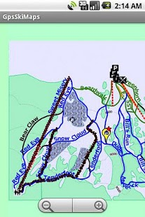 Gps Ski App Europe: 1 Country - screenshot thumbnail