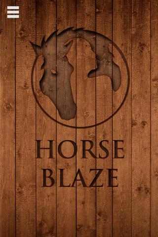Horse Blaze