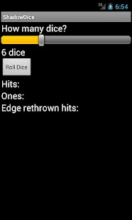 ShadowDice - screenshot thumbnail