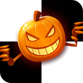 Piano Tiles: Halloween