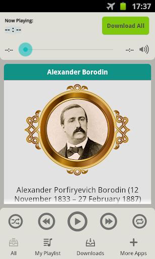 【免費音樂App】亞歷山大•波菲里耶維奇•鮑羅丁音樂下載免費-APP點子