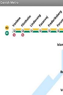 Danish Metro- screenshot thumbnail