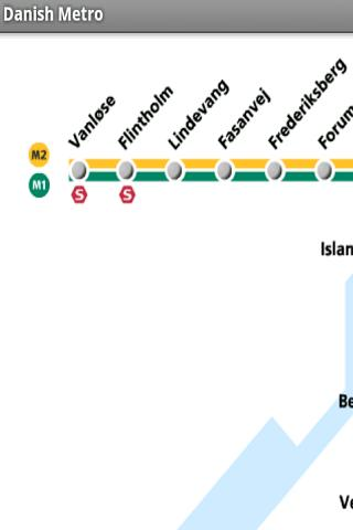 Danish Metro - screenshot