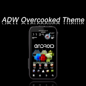 Android Overcooked ADW Theme