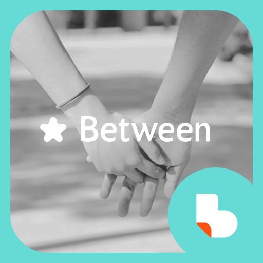 Between「白晝」Buzz桌面 情侶主題包 個人化 App LOGO-硬是要APP