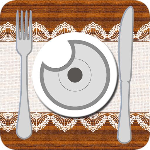 静かなお料理カメラマン -最速加工写真撮影- LOGO-APP點子