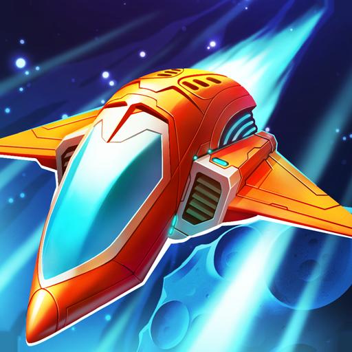 星星戰機 LOGO-APP點子