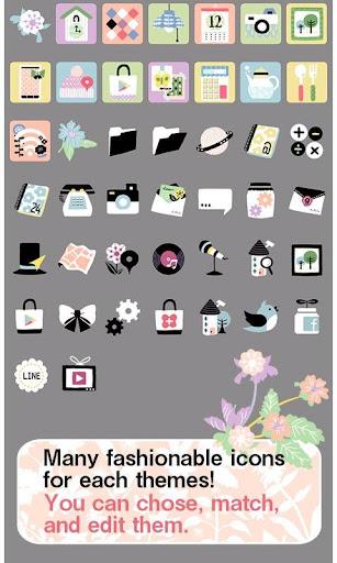 Flower Theme Nordic Flowers 1.0.1 Windows u7528 4