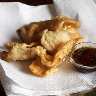 Cuttlefish With Chilli Dipping Sauce