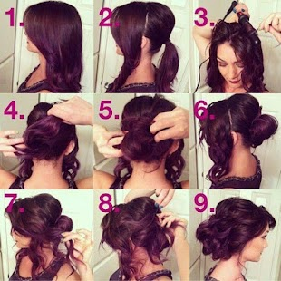 Easy Hairstyles Android Apps On Google Play - Easy hairstyle videos download