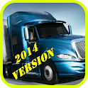 Truck Extreme Parking icon