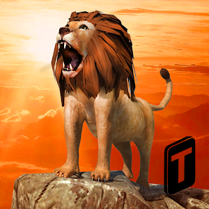 Angry Lion Simulator 3D for PC and MAC