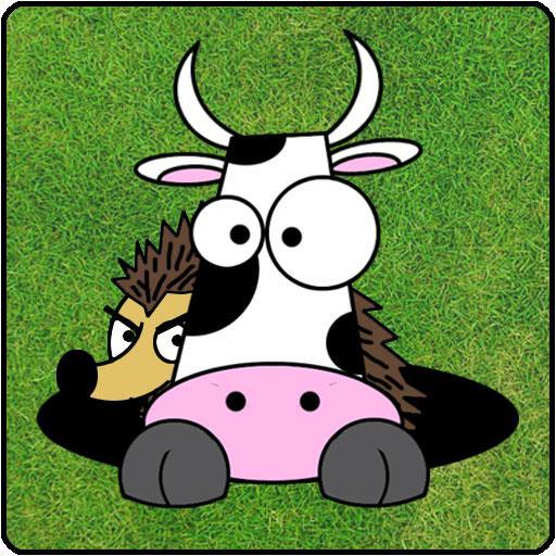 Hit The Cow! LOGO-APP點子