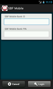 SBF Mobile Bank- screenshot thumbnail