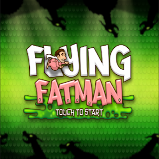 Flying Fat Man Floppy Bird 街機 App-癮科技App