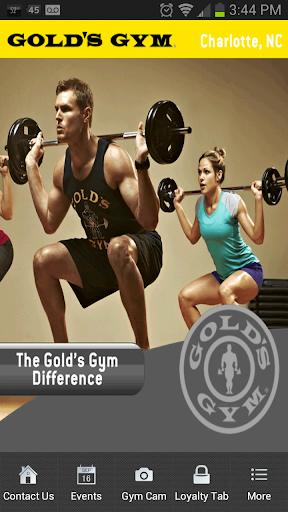 Gold's Gym Charlotte