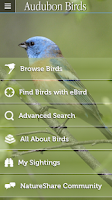 Screenshot of Audubon Birds of North America