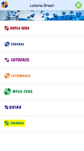 Loterias Brasil - náhled