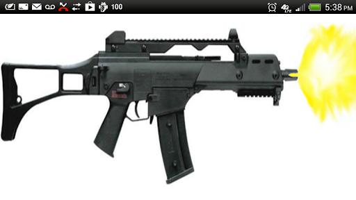 Gunshot - G36C