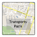 RER & Tram Paris area logo