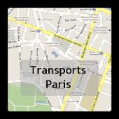 RER & Tram Paris area