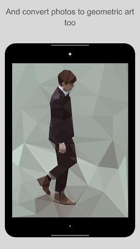 PolyGen - Create Polygon Art  screenshots 10