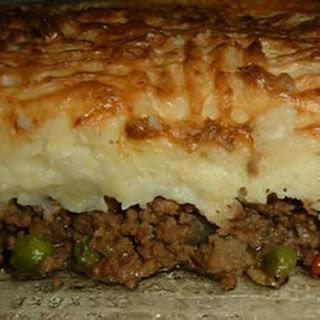 Laurie's Shepherd's Pie.