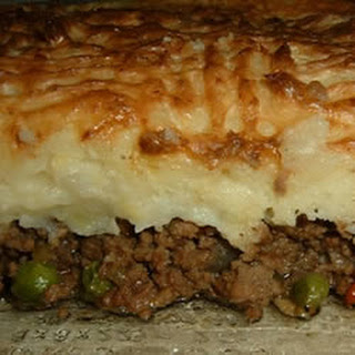 Laurie's Shepherd's Pie.