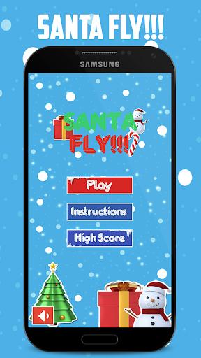 Santa Fly Ho Ho Ho