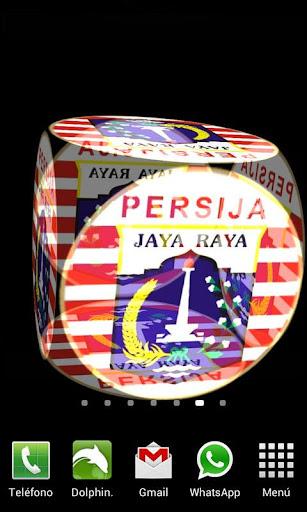 3D Persija Jakarta Wallpaper