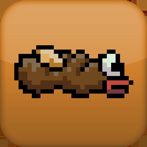 Flappy Turd 動作 App LOGO-硬是要APP