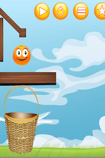 Orange in Basket - screenshot thumbnail