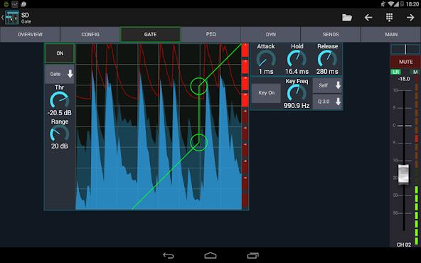 Mixing Station XM32 Pro v0.063.7
