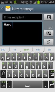 iKnowU Keyboard REACH FREE Screenshot 11
