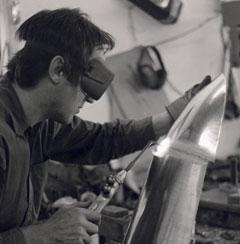 Butt welding