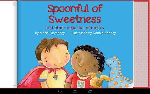 【免費書籍App】Spoonful of Sweetness - Book-APP點子