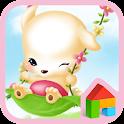 Ajidong spring dodol theme icon