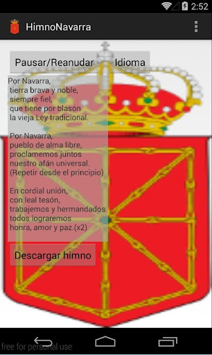 Himno Navarra