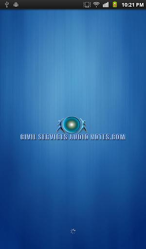 CivilServicesNotes MediaPlayer