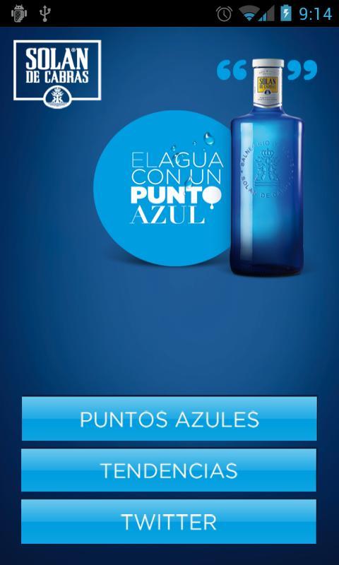 Punto Azul Solán de Cabras- screenshot