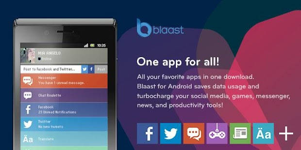 Blaast - Free Chat & Play - screenshot thumbnail