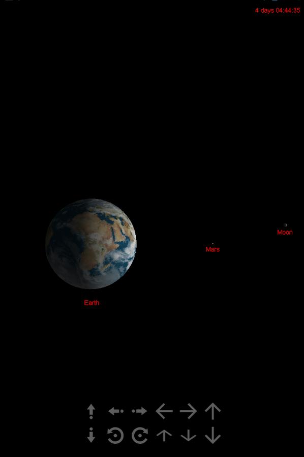 solar system maps simulations - photo #40