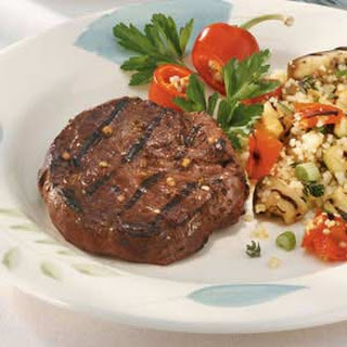 Tropical Tenderloin Steaks.